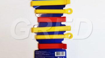 Зажимы для пакетов, набор 8 штук , RE-606