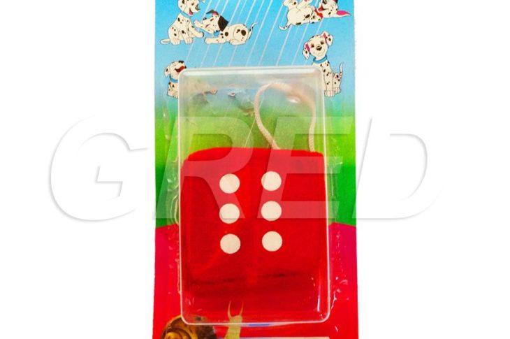 Ароматизатор для авто — «Кубик игральный»