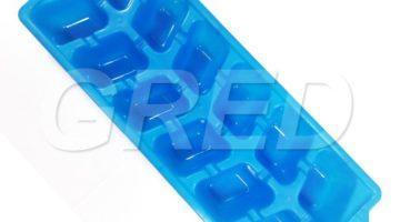 Форма для кубиков льда в холодильник, 12 ячеек, 26*9,5*3,5см, RE — 555