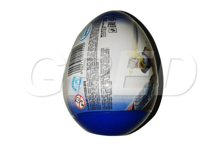 Яйцо с сюрпризом игрушкой