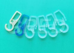 Крючки для штор, 100 шт, RE-505