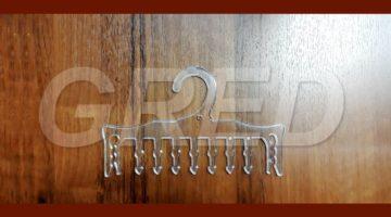 Плечики для одежды — Вешалка R-25, 18 см