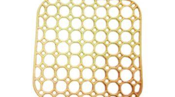 Решетка для раковины — квадратная 26 х 26 см