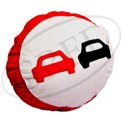 Подушки автомобильные с логотипом