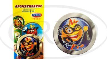 Ароматизатор автомобильный — «Смайлик» №26