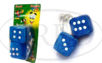 Ароматизатор в авто — «Кубики игральные»