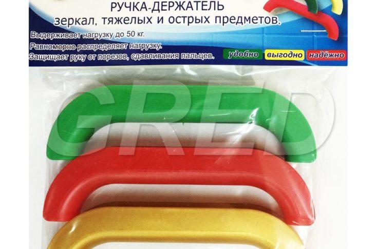 Держатель для тяжелых пакетов — набор 3 шт