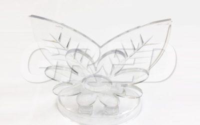 Салфетница для бумажных салфеток — «Цветок»