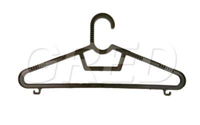 Плечики для одежды — Вешалка черная, р-р 32-37