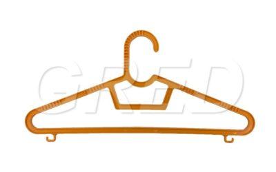 Плечики для одежды — Вешалка оранжевая, р-р 32-37